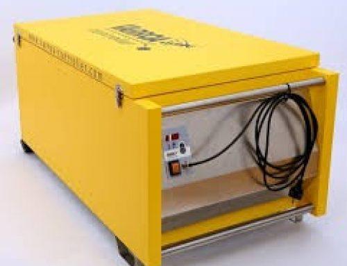 Varroa: Traitement thermique «Varroa Controller»